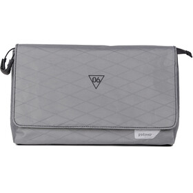 WOHO X-Touring Cykeltaske, honeycomb iron grey